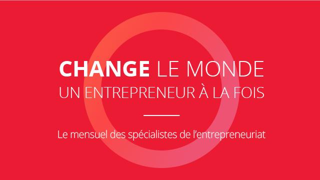 Mensuel de l'entrepreneuriat