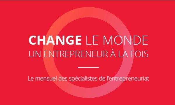 Mensuel entrepreneuriat