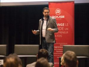 David Marotte, PDG de FX Innovation